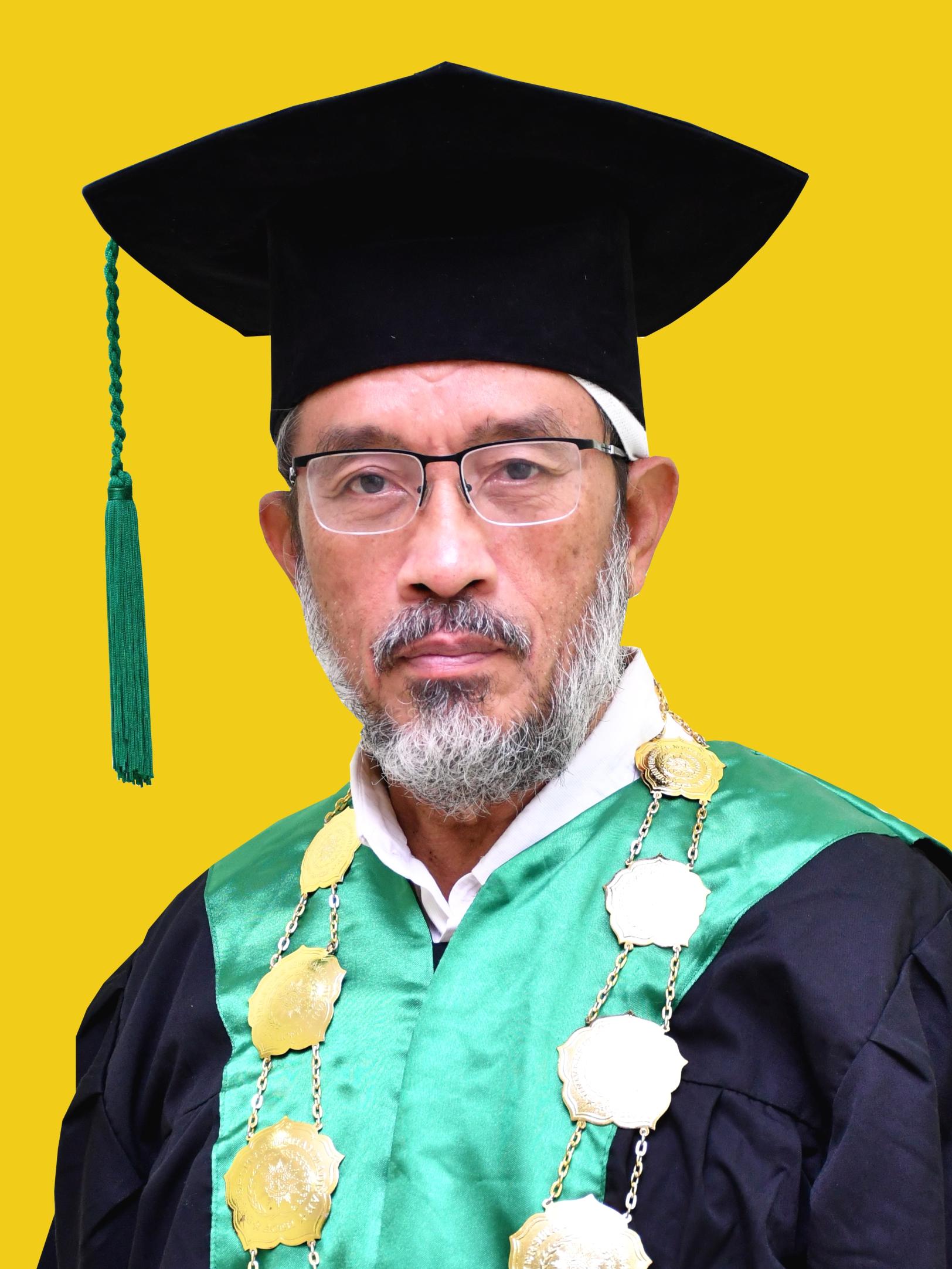 Prof. Dr. H. Al-Yasa' Abubakar, M.A