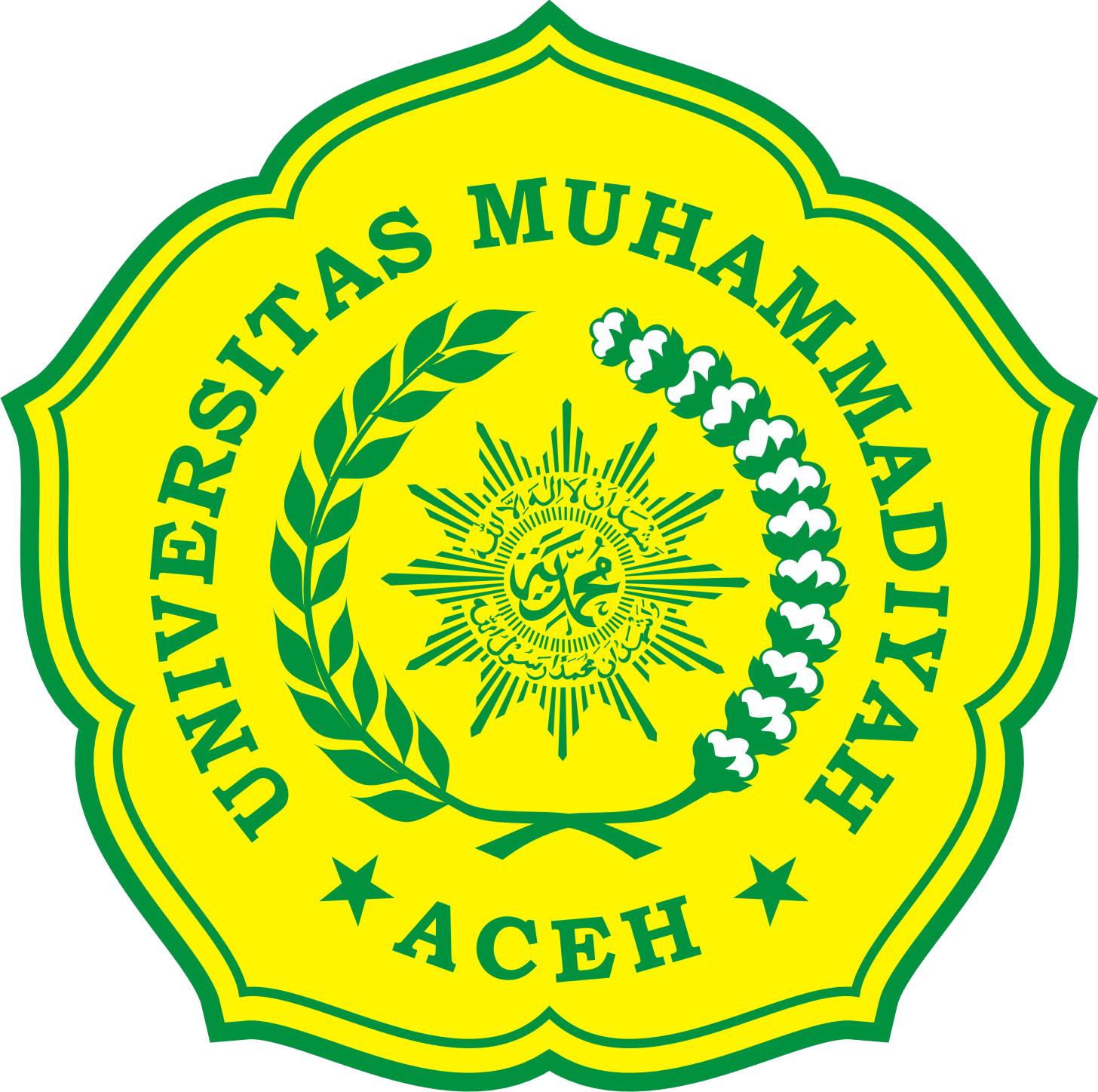 Lambang Dan Arti Universitas Muhammadiyah Aceh