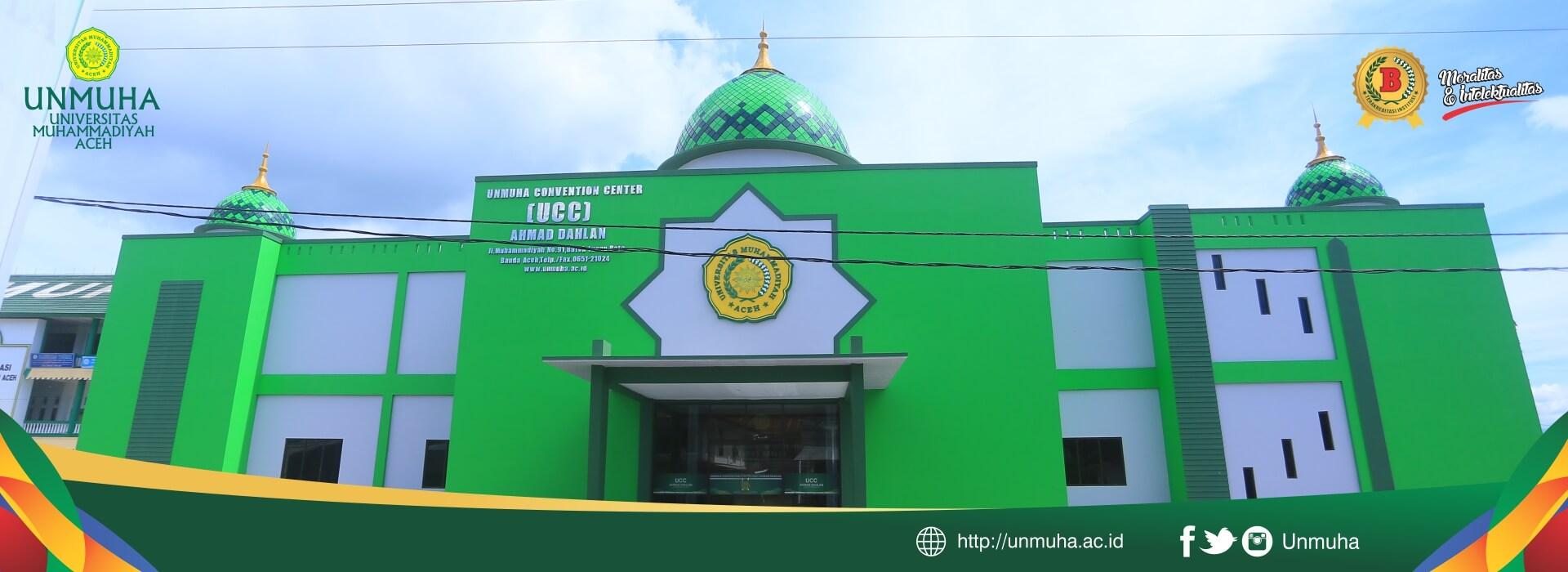 Universitas Muhammadiyah Aceh Unmuha